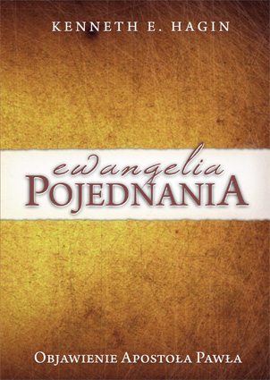 okładka: Ewangelia pojednania - Kenneth E. Hagin