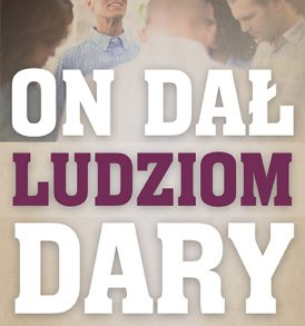 Kenneth E. Hagin - On dał ludziom dary - okładka